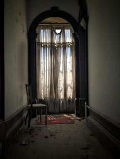 cocacocker: abandoned places