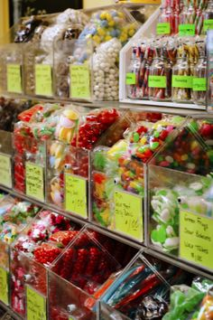 Dunnville | A Lovely Little World Photography - An old fashioned candy store!