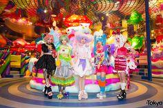 Kawaii Monster Cafe Harajuku