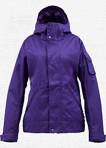 Burton:: Women's Revo Snowboard Jacket
