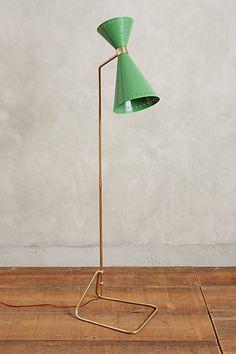 Floor lamps to inspire you for your dreams   www.delightfull.eu #delightfull #uniquelamps #floorlamps #livingroomlighting