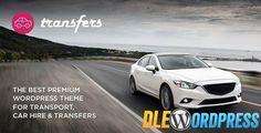 Transfers  Transport and Car Hire WordPress Theme Free at DLEWordPRess