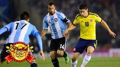 Prediksi Argentina vs Kolombia 27 Juni 2015