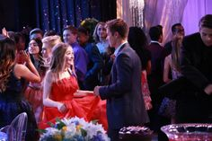 "#GirlMeetsWorld 2x13 ""Girl Meets Semi-Formal"" - Maya and Lucas"