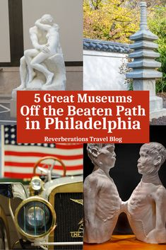 Here are 5 Philadelphia museums off the beaten path that you shouldn't miss if you want to see classic works of art, an auto museum, or a Japanese house! #philadelphia #philly #visitphilly #visitpa #pennsylvania East Coast Usa, Philadelphia Museums, United States Travel, Travel Guides, Travel Tips, Ultimate Travel, Travel Destinations, Amazing Destinations, Travel Usa