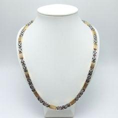 6/8 / 11mm-es Férfi Boys Silver Gold Fekete tónus link nyaklánc rozsdamentes acél lánc nagykereskedelmi ár férfiak ékszer-in Chain nyaklánc származó ékszerek Aliexpress.com | Alibaba Group