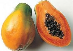 Papaya is one of the best fruits for skin care. Papaya cleanses and make skin to glow in a healthy way. There are much benefits of papaya for skin care. Fruit And Veg, Fruits And Vegetables, Fresh Fruit, Orange Fruit, Papaya Benefits, Health Benefits, Papaya For Skin, Still Life, Food Styling