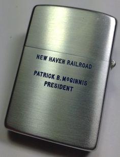 New Haven Railroad (Back) 2/2