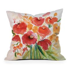 """Throw Pillow 16"""" x 16"""" (41cm x 41cm) 18"""" x 18"""" (46cm x 46cm) 20"""" x 20"""" (51cm x 51cm) 26"""" x 26"""" (66cm x 66cm) 100% medium weight white woven polyester Printed on front and back Sewn closure Premium polyester fill Throw Pillow Cover + Insert 100% medium weight white woven polyester printed on front and back invisible zipper closure premium polyester fill Estimated ship date: 5-10 business days Every order custom printed in the USA CARE Throw pillow: spot clean with mild detergent Throw pillow cove Beautiful Houses Interior, Beautiful Homes, 20x20 Pillow Covers, Home Bedroom, Fill, Interiors, Closure, Throw Pillows"""