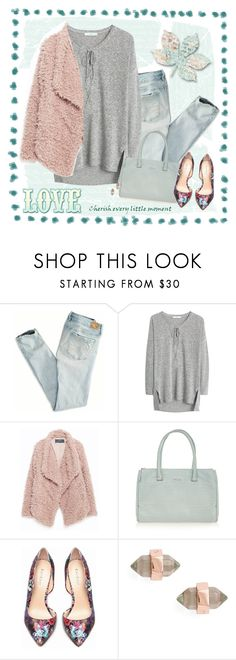 """""""Cherish every little moment"""" by musicfriend1 on Polyvore featuring American Eagle Outfitters, MANGO, Zara, Furla, Bebe and Rebecca Minkoff"""