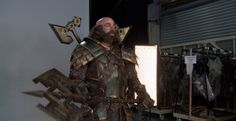 weta workshop dwarf armor - Google Search