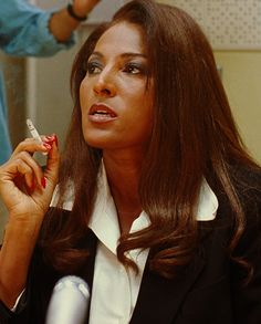 "Pam Grier in ""Jackie Brown"" (1997). DIRECTOR: Quentin Tarantino."