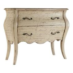I pinned this L'Inspiration Chest from the Hooker event at Joss and Main!