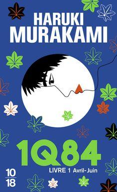 1Q84 LIVRE 1 - Haruki MURAKAMI.