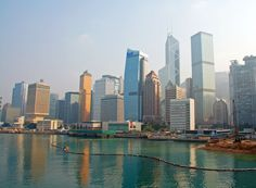 Привлекательный Гонконг
