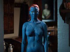 H Jennifer Lawrence ως Mystique , η ScarJo ως Black Widow , μα τι γίνεται εδώ;