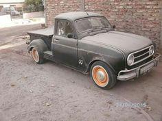 Renault 4l pickup