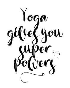 #yoga #Quotes #inspiration #superpower #motivation #yogalife #yogaeverydamnday