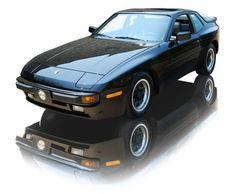 Porsche 944. My dream car. Definite future project