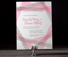 Letterpress Wedding