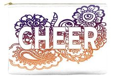 Cheer Doodle Accessories Bags