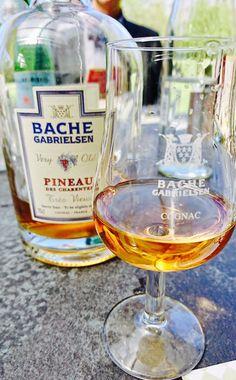 Bache Gabrielsen, Cognac.