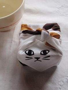 Kitty Furoshiki