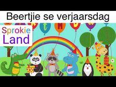 🎉 🐻Beertjie se verjaarsdag   Oulike kinder stories   Luister stories 🎁🥳 - YouTube Family Guy, Youtube, Fictional Characters, Fantasy Characters, Youtubers, Youtube Movies, Griffins
