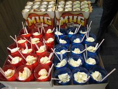 root beer float station - Google Search