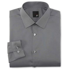 Jf j ferrar easy care dress shirt big tall shirts for J ferrar military shirt