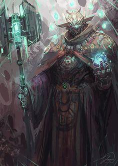 Beautiful Science Fiction, Fantasy and Horror art from all over the world. Fantasy Character Design, Character Concept, Character Art, Concept Art, Armor Concept, Game Concept, Fantasy Armor, Sci Fi Fantasy, Dark Fantasy