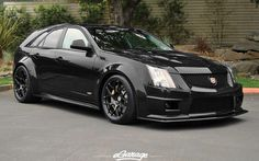 Cadillac CTS-V widebody ( This could eventually become a rebadged Holden Commodore range in Australia
