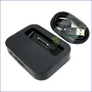 Dock Charger Cradle + USB cable For iPod Touch 2 3 4 2G 3G 4G 2nd 3rd 4th Gen