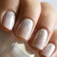Wedding nail inspiration!