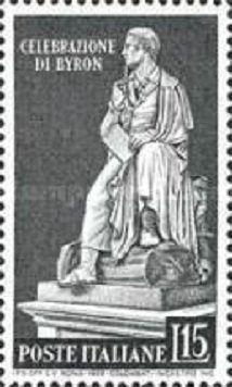 Resultado de imagem para selo de LORDE BYRON