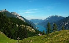 Achensee, Rofangebirge, Pertisau, Maurach, Achenkirch, Panorama, Bergsee
