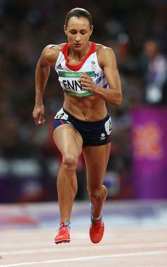 Jessica Ennis Photos - Great Britain Olympic Gold Medal Winners - Zimbio