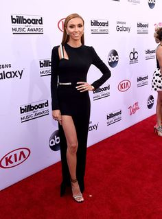Pin for Later: Le Tapis Rouge des Billboard Awards Était Très Impressionnant Giuliana Rancic