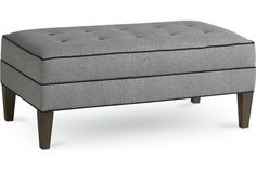 d emporium - Renfro Bench (Dropped Fabric 40235-70)