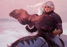winterdusk by littleulvar.deviantart.com on @DeviantArt