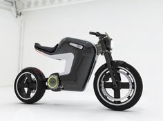 BOLT Electric Motorcycle Concept