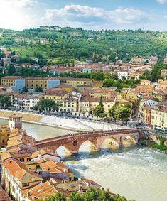 Verona, Paris Skyline, Travel, Viajes, Destinations, Traveling, Trips