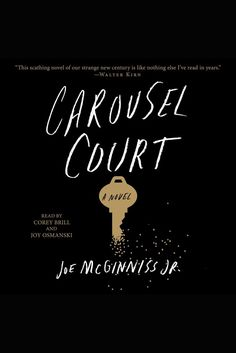 "Carousel Court: A Novel on Scribd // A fast, frightening, and thrillingly contemporary novel about marriage and money that early reviewers are calling ""powerful"" (Booklist, starred review), ""propulsive"" (Publishers Weekly), ""totally addictive"" (Bookish), and ""a novel of unrelenting tension"" (Kirkus Reviews, starred review)."