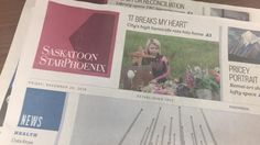 Saskatoon StarPhoenix loses 9 newsroom positions to buyouts - Saskatoon - CBC News