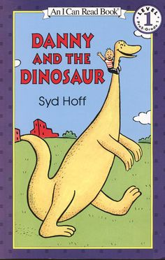 Danny and the Dinosaur Book  by Syd Hoff (SO excited my son has reached the reading level so I can share this classic book with him!)