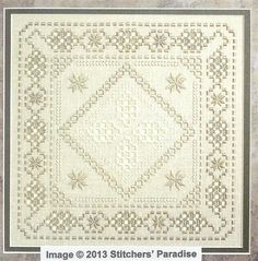 cindy valentine hardanger | TEACH YOURSELF HARDANGER EMBROIDERY