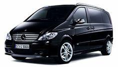 Mercedes Viano voor de mobiliteit.
