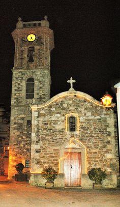 #Collsuspina Església parroquial