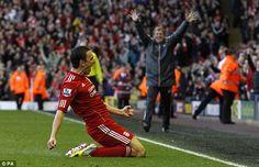 Liverpool 2-1 Stoke - Another Semi Final Awaits