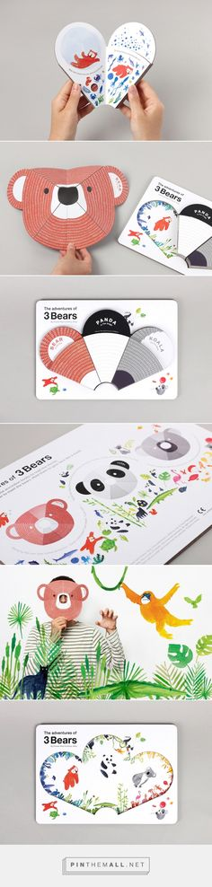 This Set of Children's Books Comes in an Adorable Packaging Solution